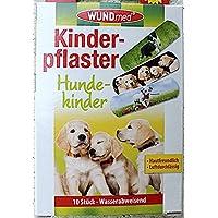 WUNDmed® 02-114 Pflaster 10 Stück Motiv-Pflaster Kinderpflaster (Hunde) preisvergleich bei billige-tabletten.eu