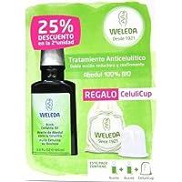 Pack Weleda Aceite Abedul 2 unidades + Celulicup