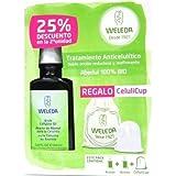 Pack Anticelulítico Weleda Aceite Abedul 2 unidades + CeluliCup