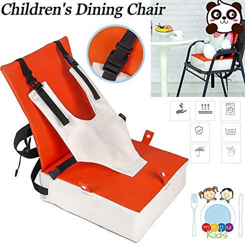 r Kissen Booster Kissen Baumwolle und Leinen, Kissen Booster Stuhl für Stuhl Esszimmer Kind ()
