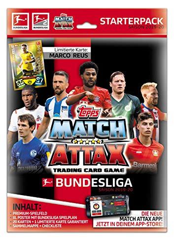 Topps Bundesliga Match Attax 2019/20 Starterpack