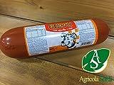 Salamotto Kippy salame cane cani alimento confezione 24 pz gusto agnello e riso gr 800 -