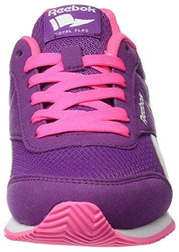 Reebok Mädchen Bd5437 Trail Runnins Sneakers Violett (Porpora/aubergine/solar Pink/white)