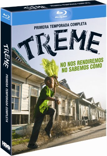 Treme - Temporada 1 [Blu-ray]