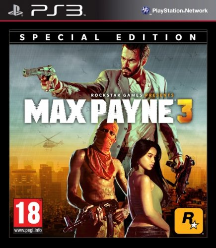 Foto Max Payne 3 - Special
