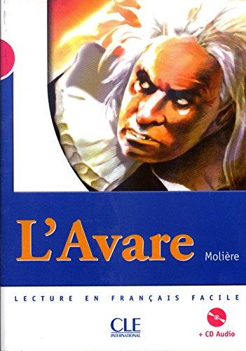 L'Avare - Niveau 3 - Lecture Mise en scne - Livre + CD