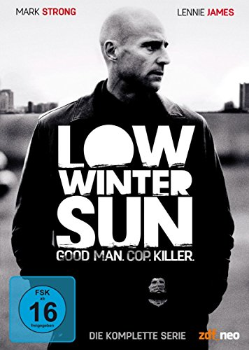 Low Winter Sun - Die komplette Serie [3 Discs] -