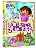 Dora The Explorer: Dora and the Three Little Pigs [DVD]