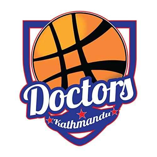 Doctor Strange Kathmandu Basketball Men's Baseball Long Sleeved T-Shirt White/Black
