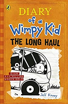 Diary of a Wimpy Kid: The Long Haul (Book 9) by [Kinney, Jeff]