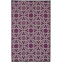 Siviglia - Multicolore – Porpora (90cm x
