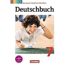 Deutschbuch Gymnasium - Nordrhein-Westfalen: 7. Schuljahr - Schülerbuch