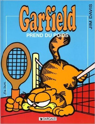 Garfield, tome 1 : Garfield prend du poids de Jim Davis ( 7 juin 1996 )