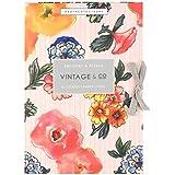 Vintage & Co Patterns & Pétales parfumé (Lot de 6)