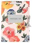 Vintage & Co Patterns & P�tales parfu...