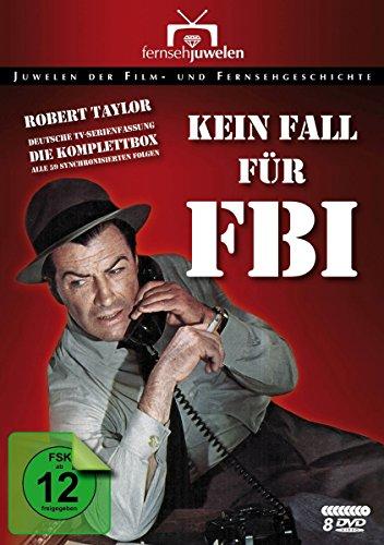 Bild von Kein Fall für FBI - Komplettbox (Deutsche TV-Serienfassung) - Fernsehjuwelen [8 DVDs]
