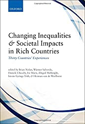 Changing Inequalities and Societal Impacts in Rich Countries: Thirty Countries' Experiences