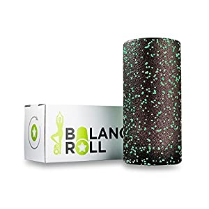 Balance Roll – Mini Set – Faszienrolle – Made in Germany (Rolle klein, Ball & Duoball)