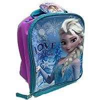 Disney Frozen Princess Elsa Lunch Bag Box Love Thaws Everything Blue by Fast Forward preisvergleich bei kinderzimmerdekopreise.eu