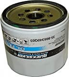 Merc ruiser Quicksilver Filtre à huile 35-866340q03