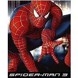Fleecedecke Spiderman 3