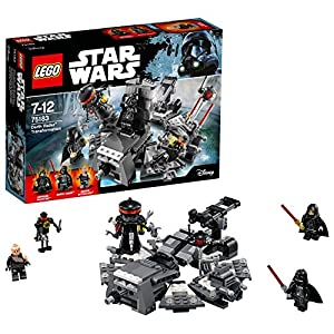 LEGO-Disney Princess La Trasformazione di Darth Vader, Multicolore, 75183 5702015868556 LEGO