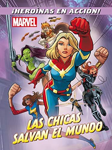 514ltw2 sAL - Marvel. Las chicas salvan el mundo: Cuentos (Marvel. Superhéroes)