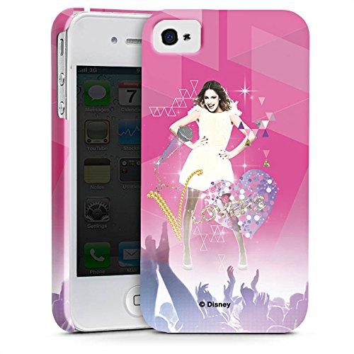 Apple iPhone SE Hülle Case Handyhülle Disney Violetta Fanartikel Geschenke Premium Case glänzend