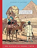 Blake & Mortimer - tome 4 - Mystère de la Grande  Pyramide  T1 (Le) - Version Journal Tintin...