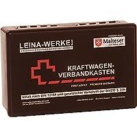 Leina Werke 10009 KFZ-Verbandkasten Standard, 2-Farbig Sortiert preisvergleich bei billige-tabletten.eu