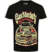 Gas Monkey Garage T-Shirt Camaro