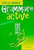 Image de Grammaire active CE2 , cycle 3, niveau 1
