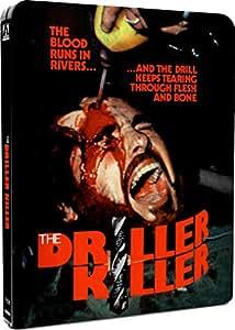The Driller Killer Steelbook [Blu-ray]
