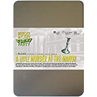 A Little Murder at the Manor Expansion 4-6 Player Murder Mystery Flexi-Party