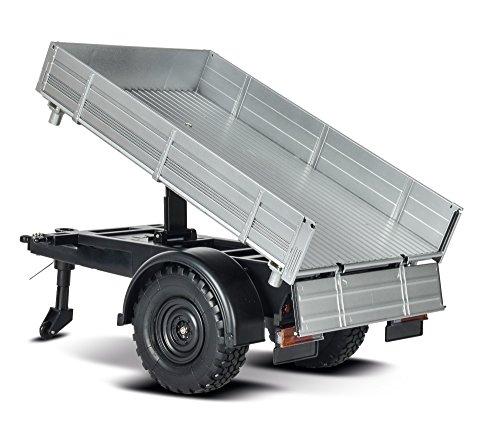 RC Baufahrzeug kaufen Baufahrzeug Bild 1: Carson 500907213 - 1:12 Unimog U300 mit Anhänger 100% RTR, Fahrzeug*