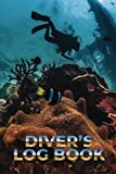 Diver's Log Book: Scuba Diving Log Book, Dive Log Book, Scuba Log Book; Mini Size