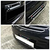 Porta targa auto in fibra di carbonio con staffa di montaggio regolabile per auto