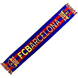 BUFANDA OFICIAL FC BARCELONA HORIZONTAL 2016 140x20cm
