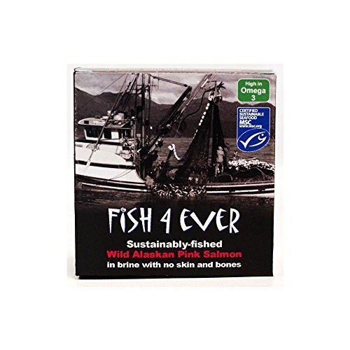 fish-4-ever-salvaje-de-color-rosa-salmon-de-alaska-160g-paquete-de-2
