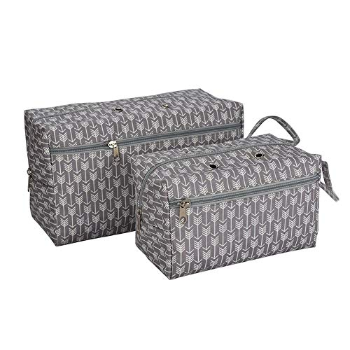 Häkeln Handtasche (Seasonaliy Tragbare Nadel Aufbewahrungstasche Wolle Aufbewahrungstasche Garn Lagerung Handtasche häkeln liefert Veranstalter)