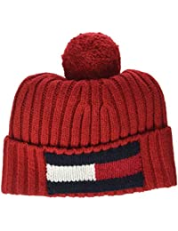 3d429ab3221 ... Men   Accessories   Hats   Caps   Skullies   Beanies   Tommy Hilfiger. Tommy  Hilfiger Unisex kids Big Flag Beanie