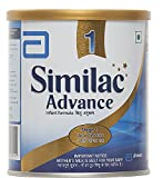 #10: Similac Advance Infant Formula Stage 1 - 400 gm
