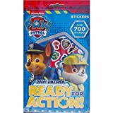 Nickelodeon Paw Patrol Characters Set of 700 Stickers 9 Sheets
