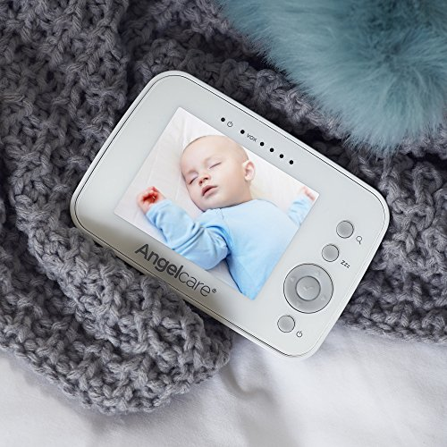 Angelcare AC215 Baby Movement Monitor, with Video  Hardenberg & Co. Limited