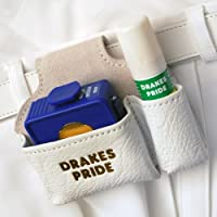 Drakes Pride Leather Accessory Pouch