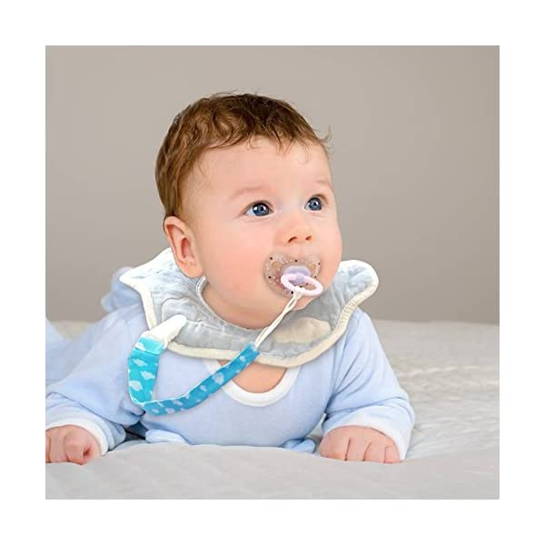 Dummy Clips Baby Pacifier Clips for Boys and Girls 2