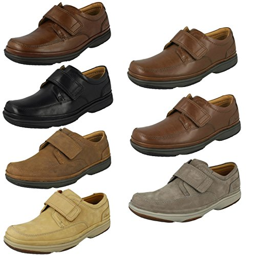 Clarks  Swift Turn, Herren Stiefel One Size Fits All, Braun - braun - Größe: 13 UK