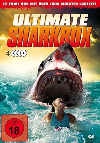 Ultimate Sharkbox - 12 Filme auf 4 DVDs incl. Sharknado