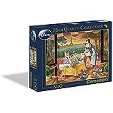 Clementoni - Puzzle de 500 piezas, High Quality, diseño Disney Family (303489)