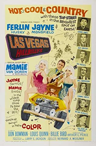 The Las Vegas Hillbillys Plakat Movie Poster (27 x 40